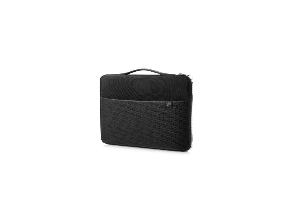 HP 15 Carry Sleeve Black/Silver - BAG