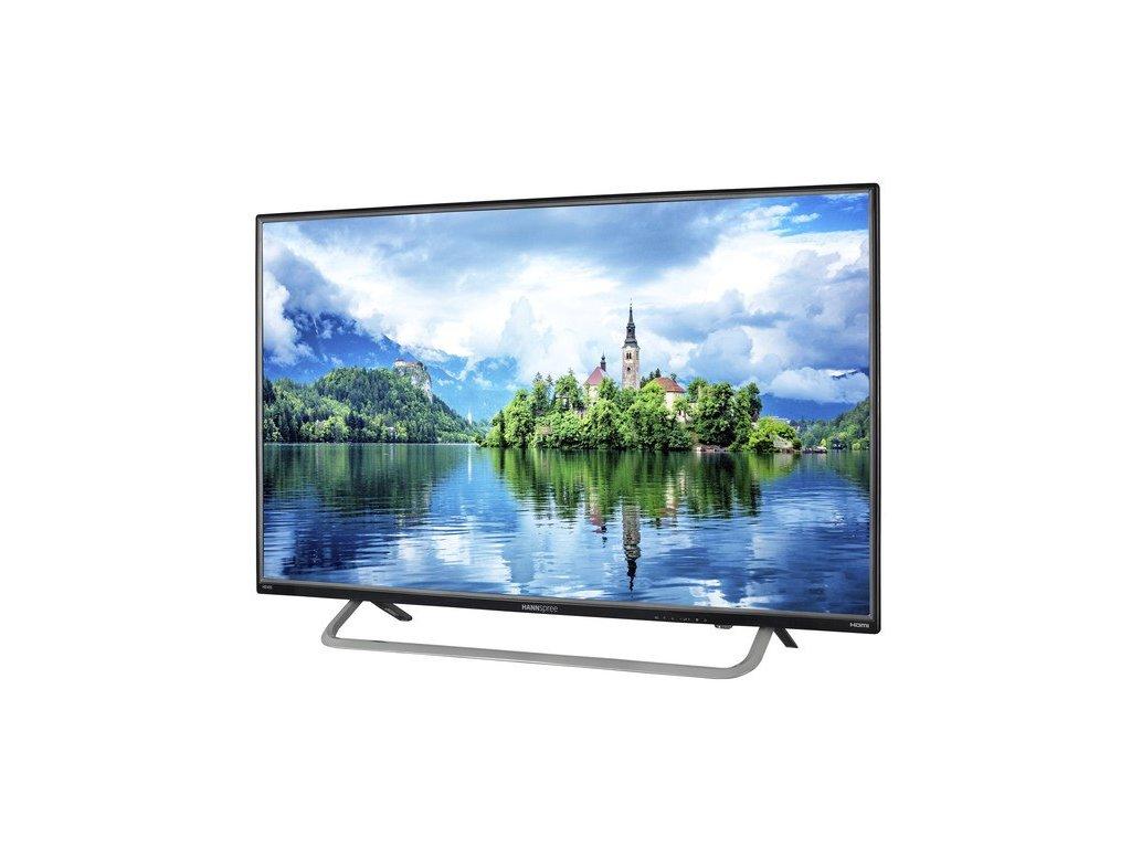 "HANNspree MT LCD HL407UPB 40"" 1920x1080, 16:9, 260cd/m2, 5000:1, 8,5 ms"