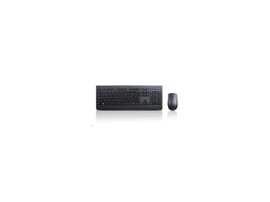 LENOVO Professional Wireless Keyboard and Mouse Combo - Slovak