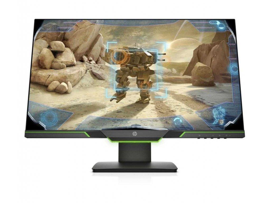 "LCD HP TN 25x Omnitrix LED backlight AH; 24,5"" matný; 1920x1080; 1M:1; 400cd; 1ms; HDMI; black"