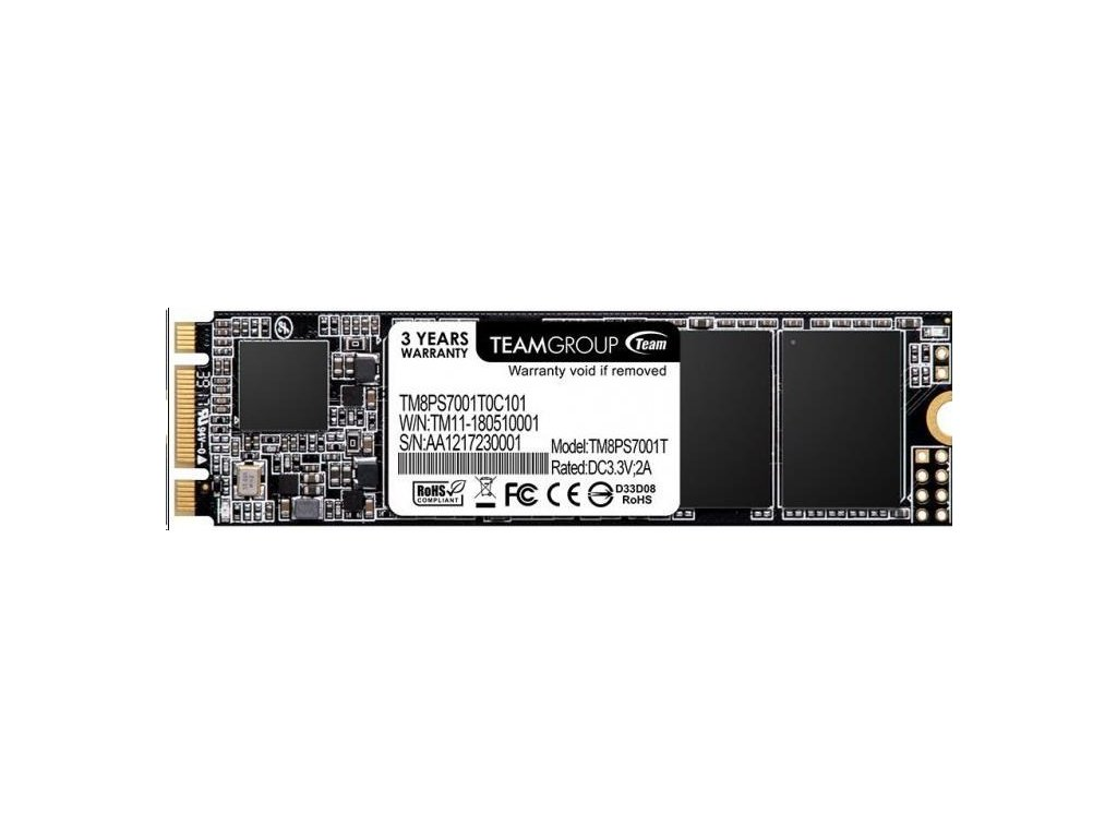 Team SSD M.2 256GB, MS30 (550/470 MB/s)