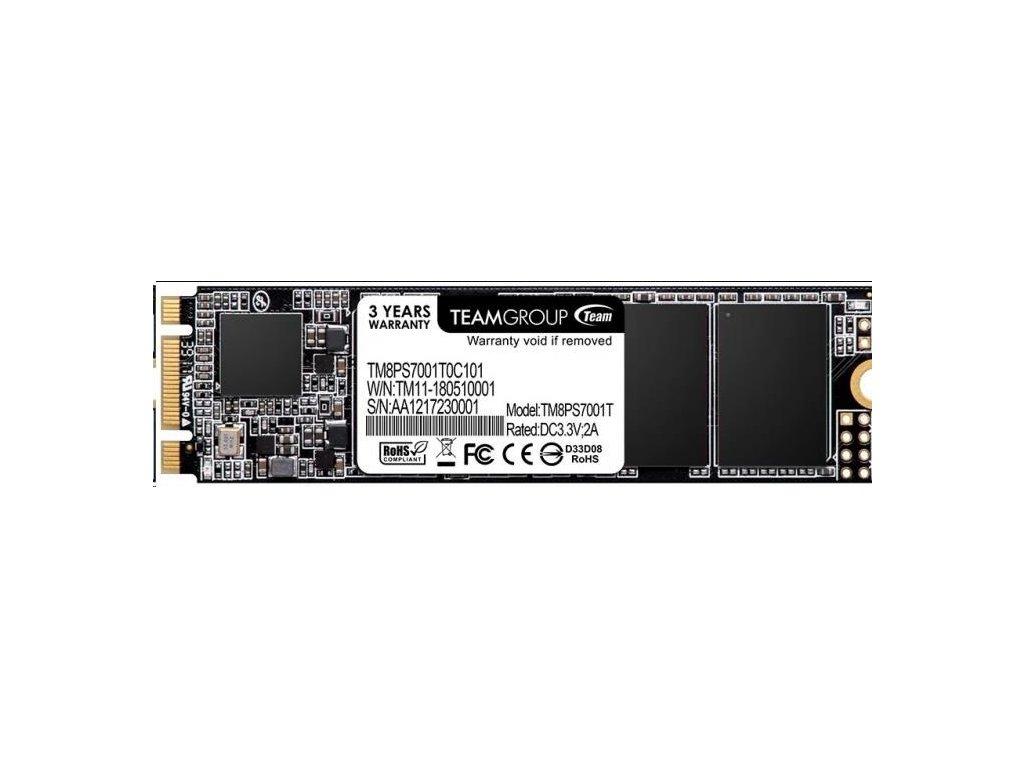 Team SSD M.2 512GB, MS30 (R:550, W:470 MB/s)