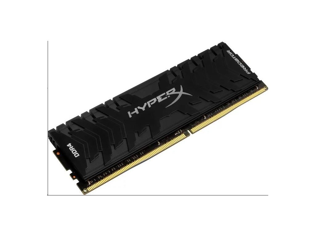 DIMM DDR4 8GB 3200MHz CL16 KINGSTON HyperX Predator