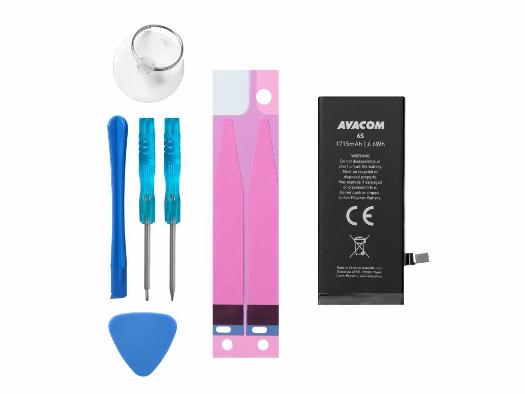 AVACOM Baterie pro Apple iPhone 6s, Li-Ion 3,82V 1715mAh (náhrada 616-00036)