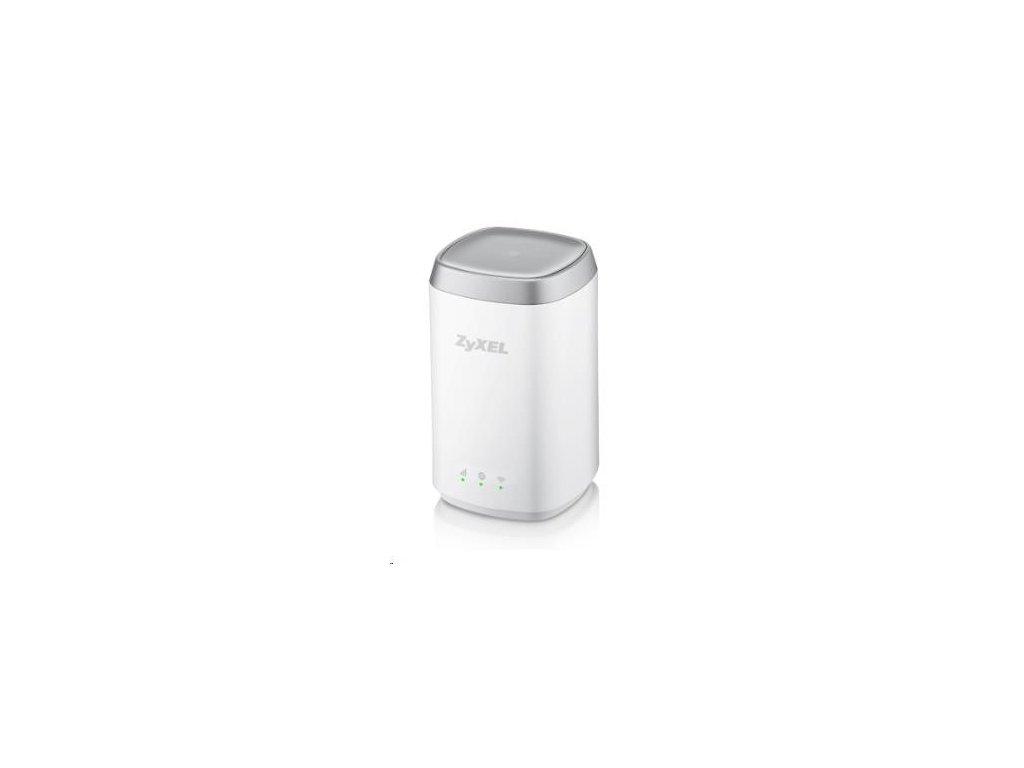 Zyxel LTE4506-M606 4G LTE-A WiFi HomeSpot Router, 300Mbps LTE-A, 1GbE LAN, Dual-band Wireless AC1200, slot na SIM