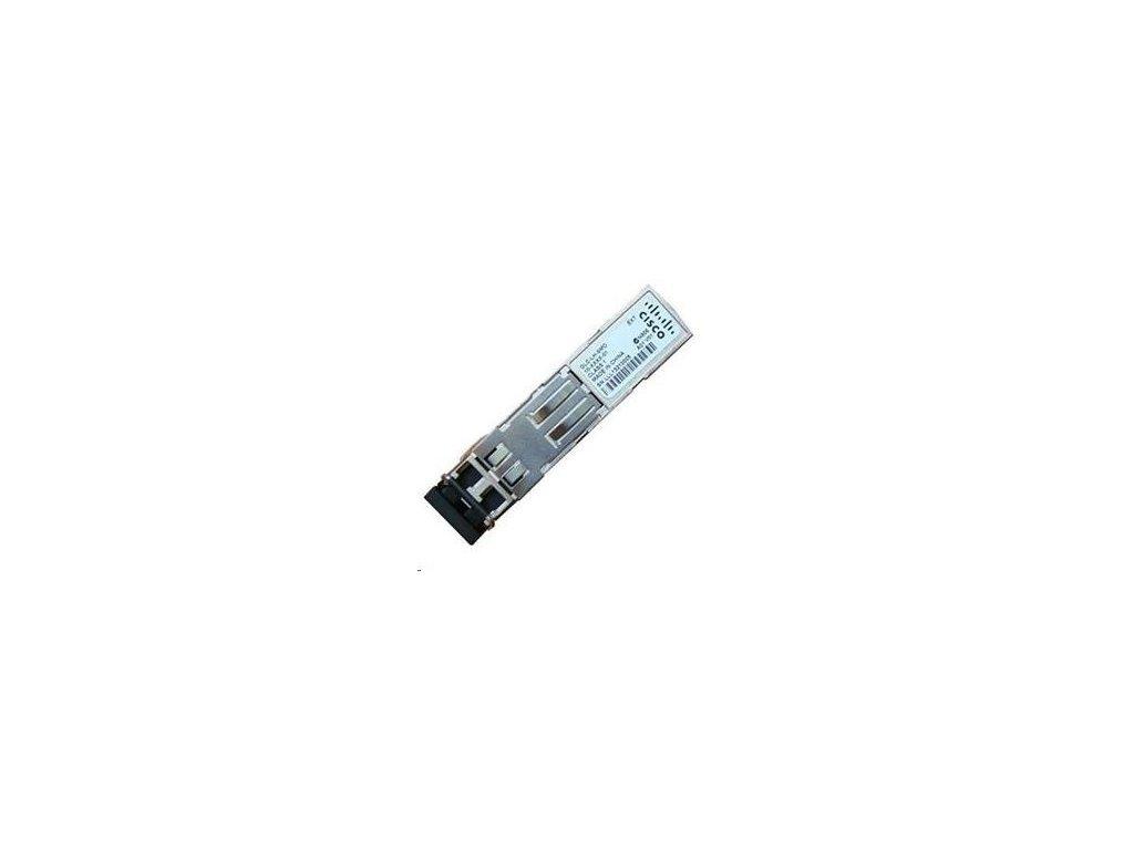 Cisco GLC-LH-SMD-RF, SFP Transceiver, GbE LX/LH, MMF/SMF, 550m/10km, REFRESH