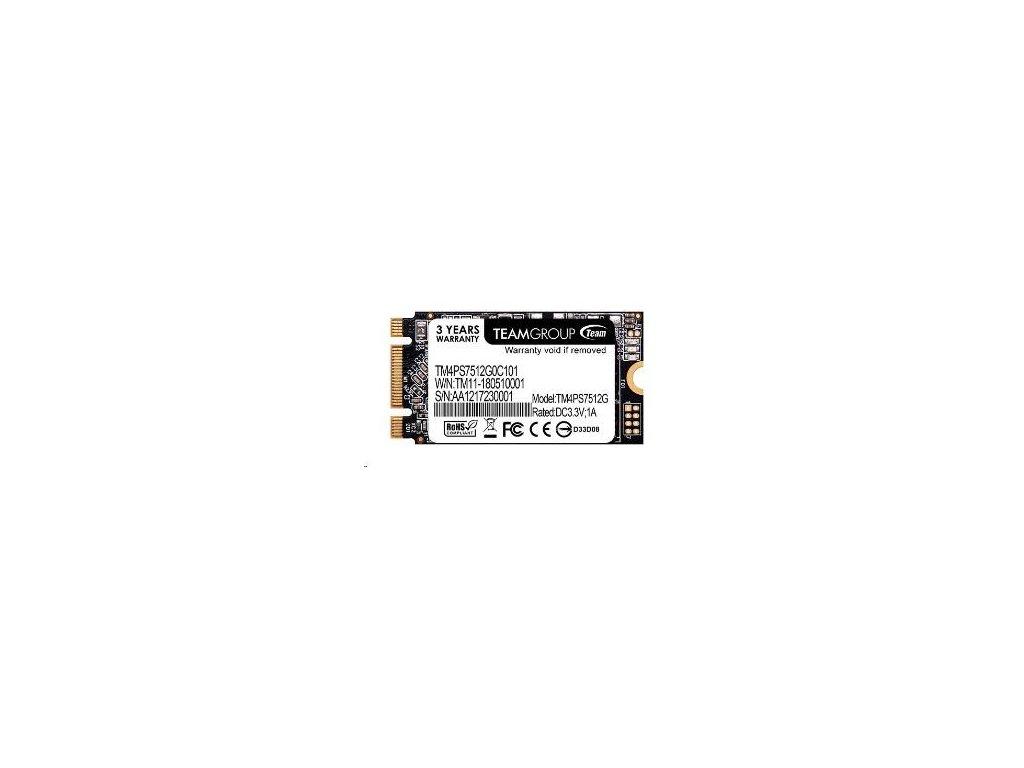 Team SSD M.2 512GB, MS30 2242 (550/470 MB/s)