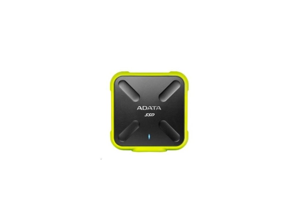 ADATA External SSD 1TB ASD700 USB 3.0 černá/žlutá