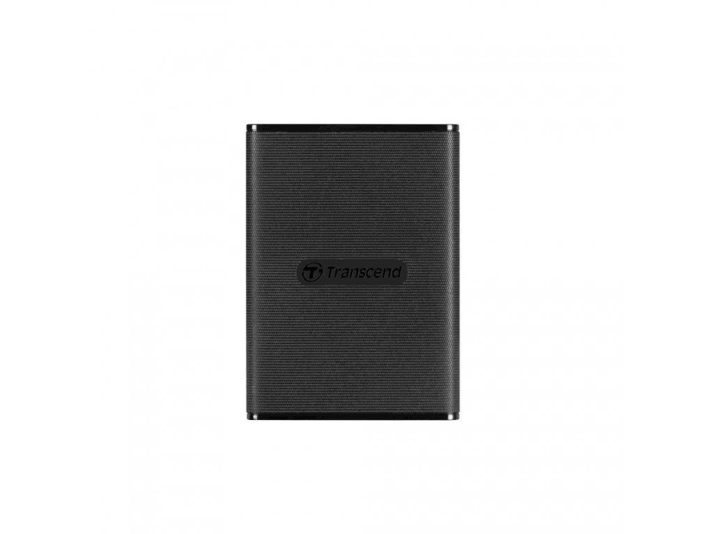 TRANSCEND externí SSD ESD230C 960GB, USB 3.1 Gen.2, Type C, Black