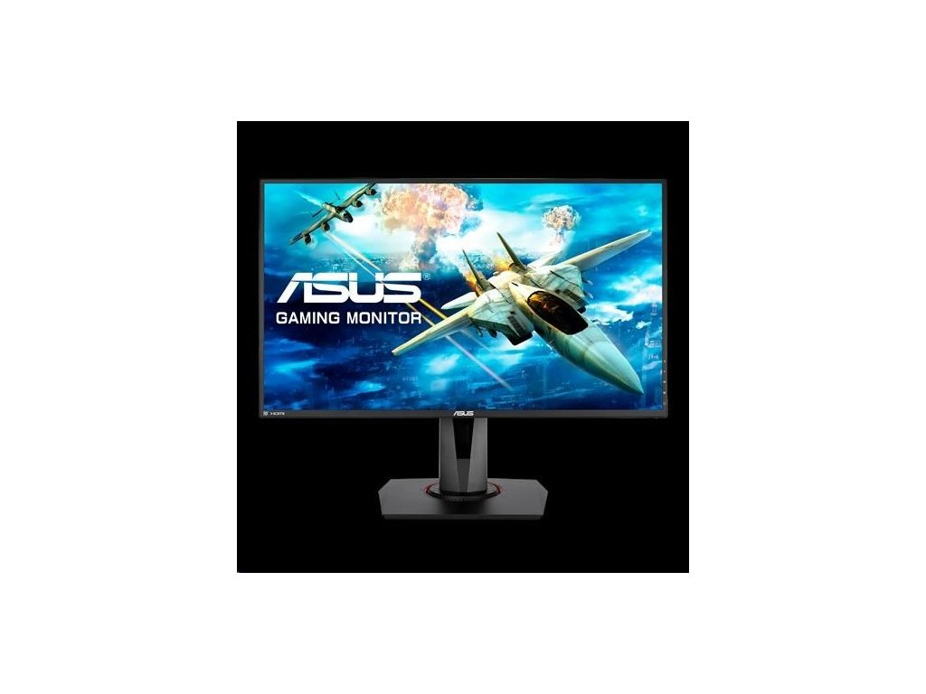 "ASUS LCD 27"" VG278QR FHD 1920 x 1080 Esports Gaming 0.5ms up to 165Hz DP HDMI DVI FreeSync Low Blue Light Flicker"