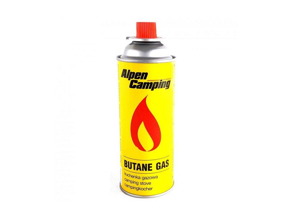 Alpen Camping Kartuša plynová Gas 400 ml (2)