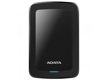 "ADATA Externí HDD 2TB 2,5"" USB 3.1 HV300, černý"