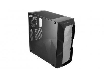 Cooler Master case MasterBox TD500L, 2x USB3.0, design diamantového řezu, černá, ATX, bez zdroje