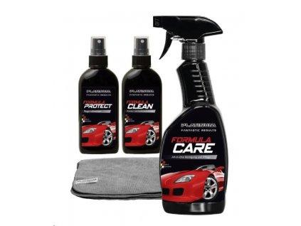 Platinum Fantastic Results - sada čisticích prostředků na auto