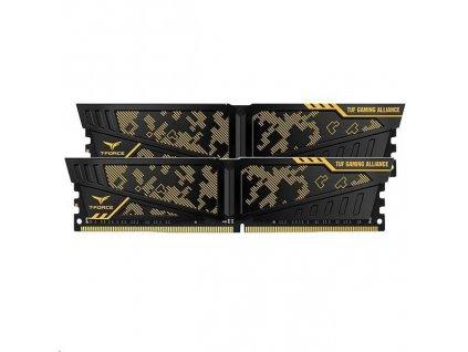DIMM DDR4 16GB 3000MHz, CL16, (KIT 2x8GB), T-FORCE VULVAN TUF Gaming Alliance