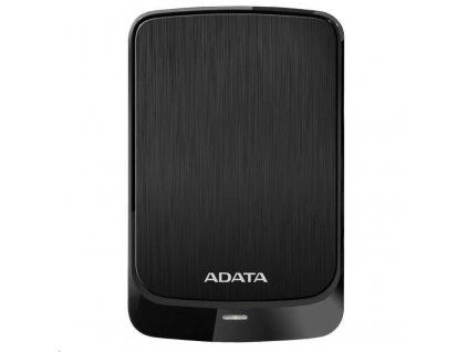 """ADATA Externí HDD 1TB 2,5"""" USB 3.1 AHV320, černý"""