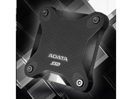 ADATA External SSD 240GB ASD600Q USB 3.1 černá