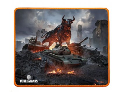 Konix herní podložka pod myš MP-11 - World of Tanks (PC)