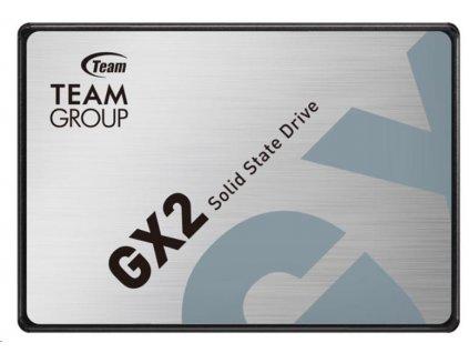 """Team SSD 2.5"""" 256GB GX2 (R:500, W:400 MB/s)"""