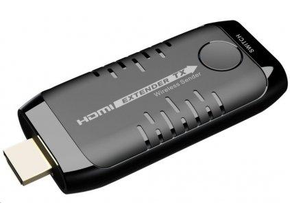 PREMIUMCORD HDMI Wireless extender na 20m, samostatný vysílač k extenderu KHEXT50-5