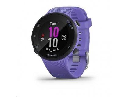Garmin GPS sportovní hodinky Forerunner 45S Optic Berry