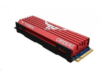 T-FORCE SSD CARDEA II, M.2 NVMe 512GB (R:3400MB/s, W:2000MB/s)