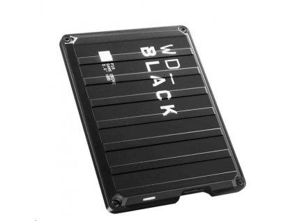 "WD BLACK P10 Game Drive 2TB, BLACK, 2.5"", USB 3.2"