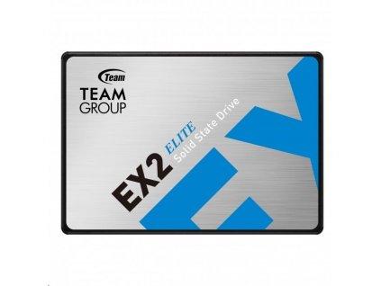 """Team SSD 2.5"""" 512GB, EX2 (550/520 MB/s)"""