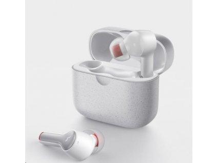 Anker Soundcore Liberty Air 2 - bílá,bezdrátová,mic.,bluetooth 5.0,IPX5,baterie: sluchátka 7h/case 28h,16 Ohm,20Hz-20kH