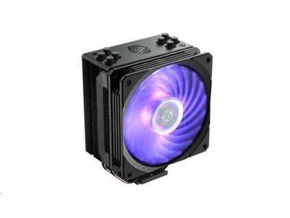 Cooler Master chladič Hyper 212 RGB Black Edition