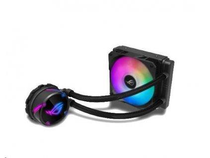 ASUS vodní chladič CPU AIO ROG STRIX LC 120 RGB, 1x120mm