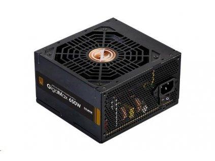 ZALMAN zdroj ZM650-GVII GigaMax, 650W eff. 88%