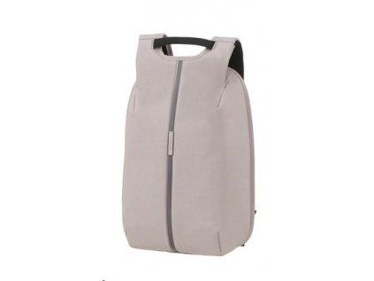 "Samsonite Securipak S Backpack 14,1"" Stone grey"