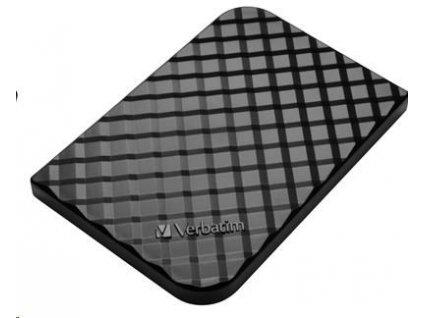 VERBATIM externí SSD 1TB Store ´n´ Go Portable USB3.2 Gen 1, černá