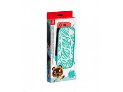 Nintendo Switch Carrying Case Animal Crossing