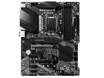 MSI MB Sc LGA1200 Z490-A PRO