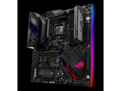 ASUS MB Sc LGA1200 ROG MAXIMUS XII EXTREME, Intel Z490, 4xDDR4, WI-FI