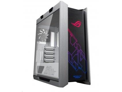 ASUS skříň ROG STRIX HELIOS GX601 WHITE AURA, EATX, RGB Mid-Tower, bílá