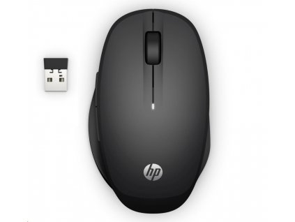 HP Dual Mode Black Mouse 300 - MYŠ