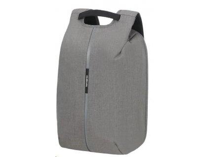 """Samsonite Securipak Backpack 15,6"""" Cool grey"""
