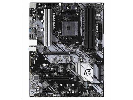ASRock MB Sc AM4 B550 Phantom Gaming 4, AMD B550, 4xDDR4, HDMI