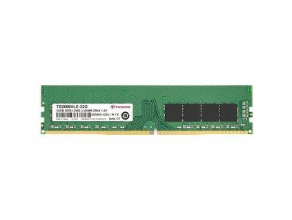 DIMM DDR4 32GB 2666MHz TRANSCEND 2Rx8 2Gx8 CL19 1.2V