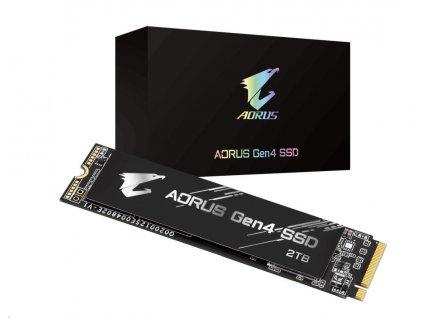 GIGABYTE SSD AORUS Gen4 2TB M.2