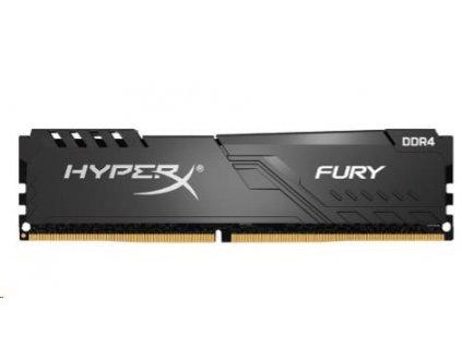 16GB 2666MHz DDR4 CL16 DIMM HyperX FURY Black 16Gbit