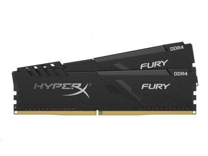 32GB 2666MHz DDR4 CL16 DIMM (Kit of 2) HyperX FURY Black 16Gbit