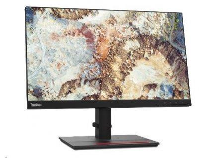 """LENOVO LCD T22i-20 - 21.5"""",IPS,matný,16:9,1920x1080,178/178,4ms/6ms,250cd/m2,1000:1,VGA,DP,HDMI,4xUSB,VESA,Pivot,Cam"""