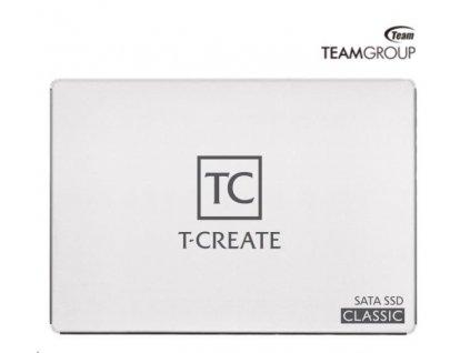 """T-CREATE SSD 2.5"""" 1TB CLASSIC (R:550, W:520 MB/s)"""
