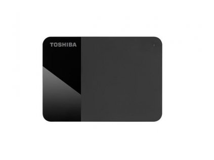 "TOSHIBA HDD CANVIO READY (NEW) 4TB, 2,5"", USB 3.2 Gen 1, černá / black"