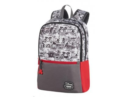 Samsonite American Tourister URBAN GROOVE DISNEY Backpack M Cosmic red