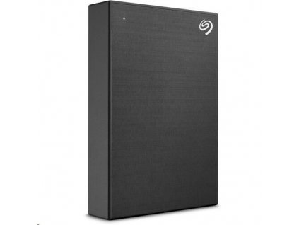 SEAGATE externí HDD One Touch Portable 4TB USB 3.2 Gen 1 Black